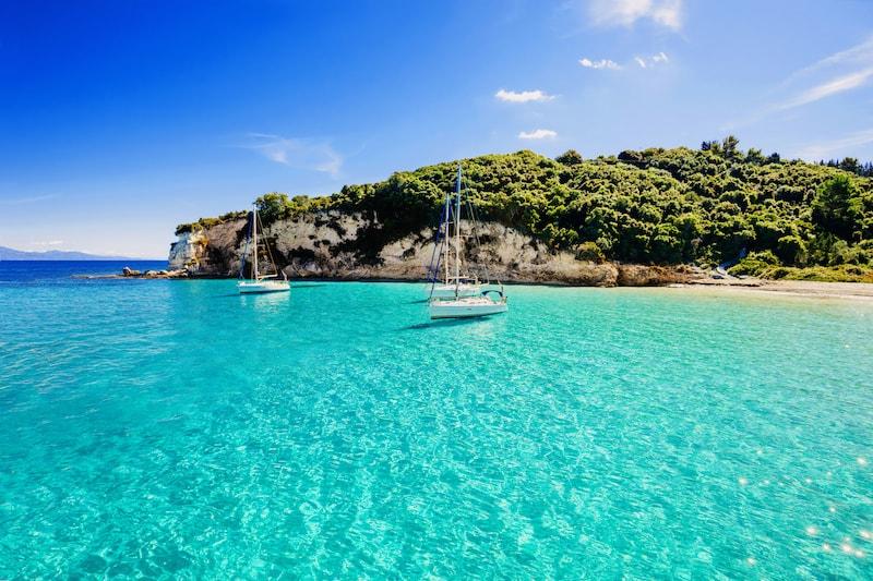 Séjour île Grèce