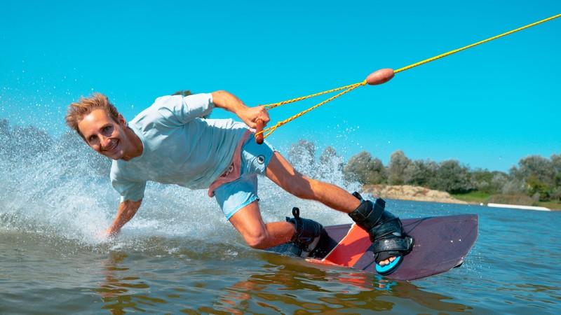ski nautique vacances février