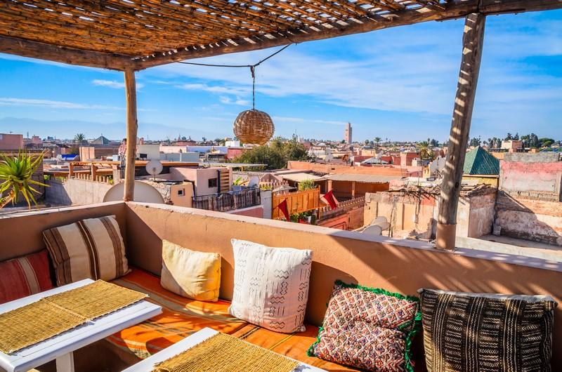 séjour à Marrakech
