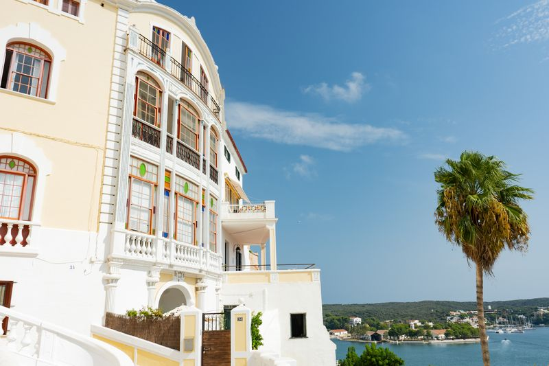 hotels-minorque